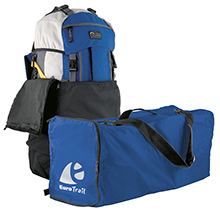 Flightbag Large blauw ETAC 3391