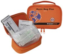 TravelSafe Basic Bag Sterile Plus