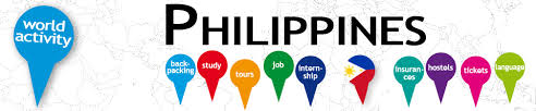 world activity philippines study tours job internship logo