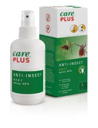 Care Plus DEET Spray 200ml XXL 40%