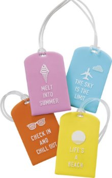 Design Go Glo Case ID tags