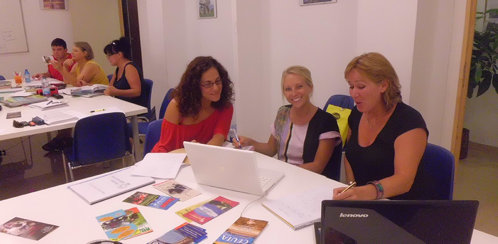 TEFL in Spain Groupwork