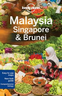 Lonely Planet Malaysia, Singapore, Brunei