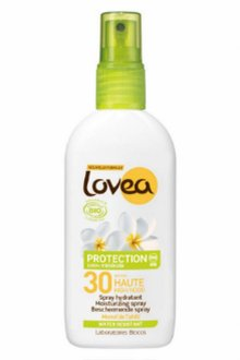 Lovea Sun Spray Biologisch SPF 30